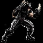 X-Force Wolverine Portrait Art
