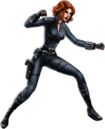 Black Widow-Avengers-iOS