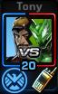 Group Boss Versus Hybrid (Tactician)
