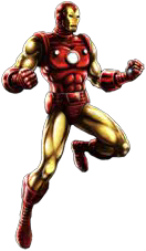 Iron Man-Mark 5 Armor