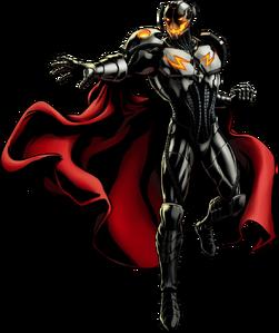 Ultron Avengers Alliance 2 Render