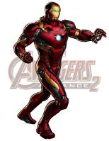 Iron Man CW