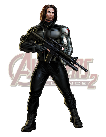 Icon Winter Soldier CW