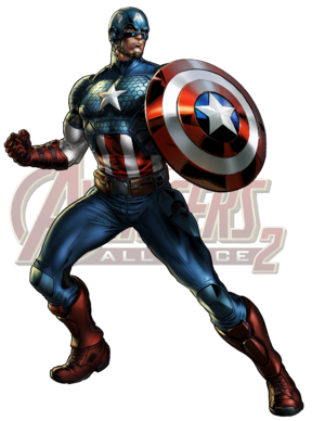 Icon Captain America