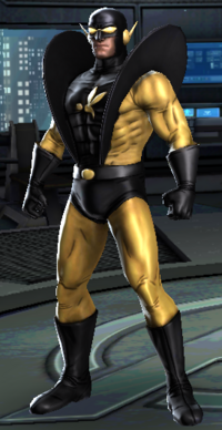 Yellowjacket Hank Pym Model