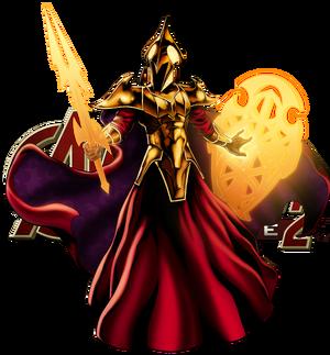 Icon Cardinal Raker