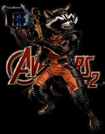 Icon Rocket Raccoon