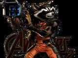 Cinematic Rocket Raccoon