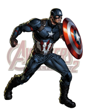 Captain America CW