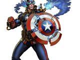 1901 Captain America