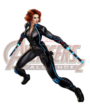 Icon Black Widow AoU