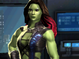 Cinematic Gamora