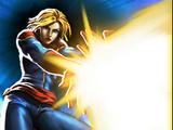 Marvel Now! Captain Marvel