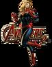 Icon Captain Marvel