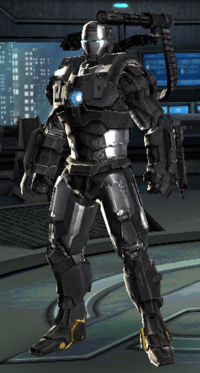 Marvel Now! War Machine Model