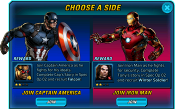 Spec Op 2 - Choose A Side