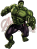 Icon Hulk AoU