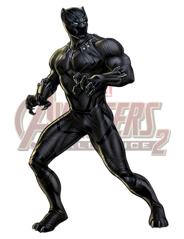 Icon Black Panther CW