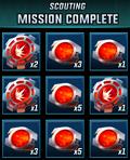 Scouting Mission Reward - Blaster