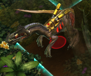 Tech Raptor Jaws