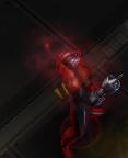 Klaw Enemy In Game Model