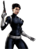 Maria Hill Portrait Art