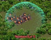 Destroyed base