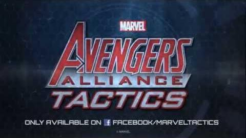 Marvel Avengers Alliance Tactics - Trailer 1