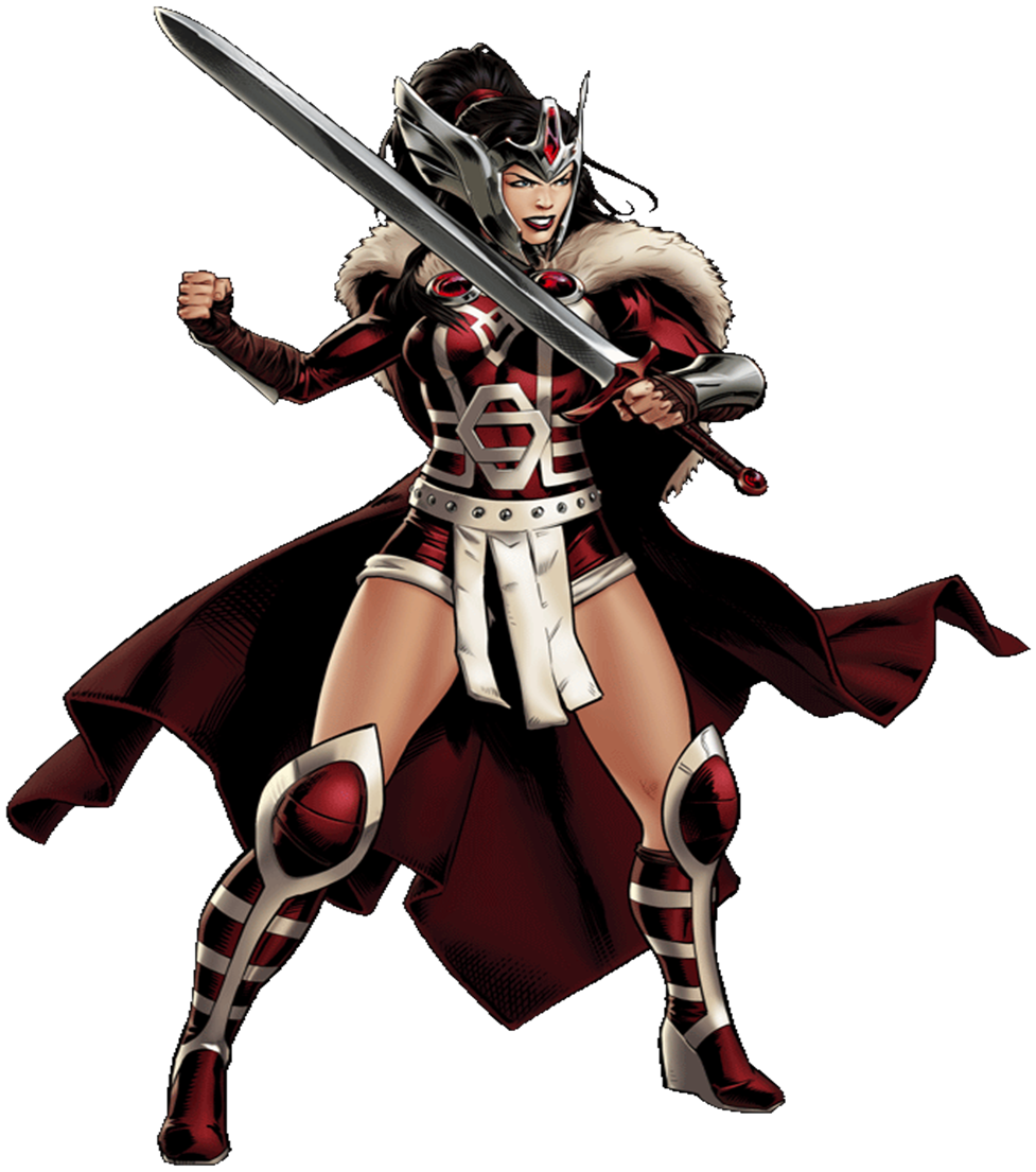 Sif marvel avengers alliance tactics wiki fandom powered by wikia sif portrait art xflitez Images