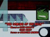 The Coming of the Hulk
