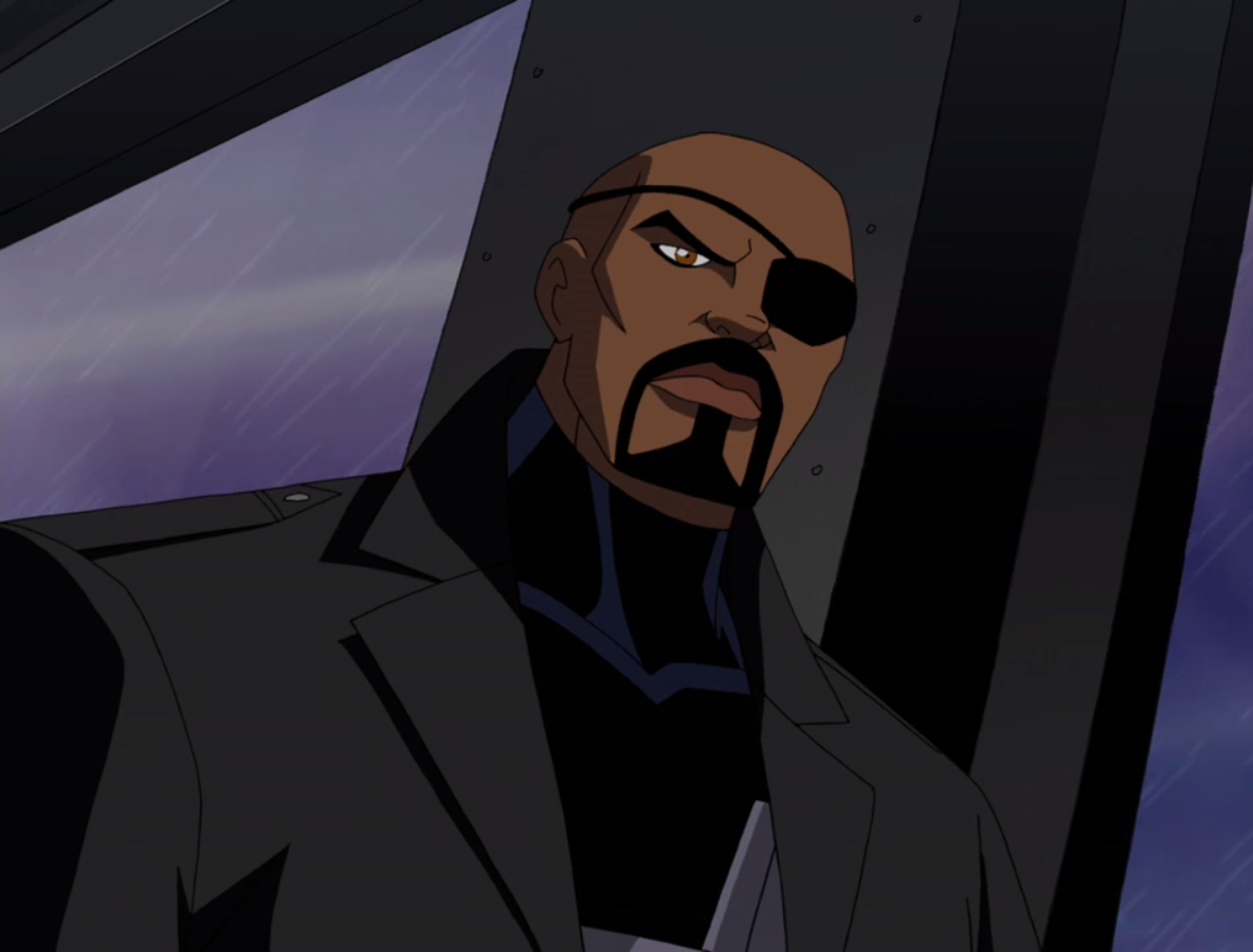 nick fury the avengers earth u0027s mightiest heroes wiki fandom