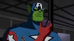 Captain America Skrull
