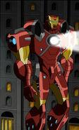 Giant Iron Man Drone