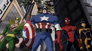 Avengers ground team