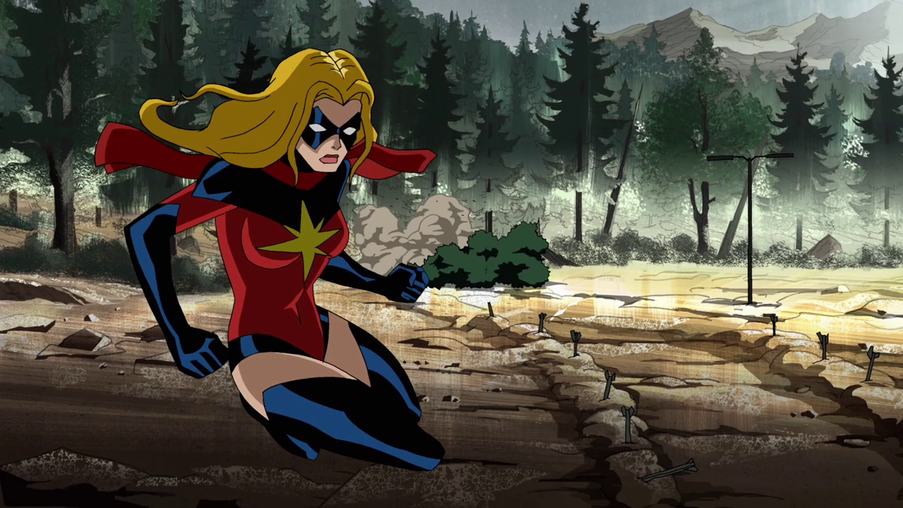 Ms  Marvel | The Avengers: Earth's Mightiest Heroes Wiki
