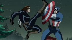 Winter Soldier (episode)