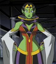 Queen Veranke (Earth-8096)