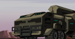 Hulkbuster Command Vehicle