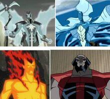 Heralds of Galactus (Earth-8096) Avengers Earth's Mightiest Heroes (Animated Series) Season 2 26