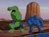 Hulk vs the World