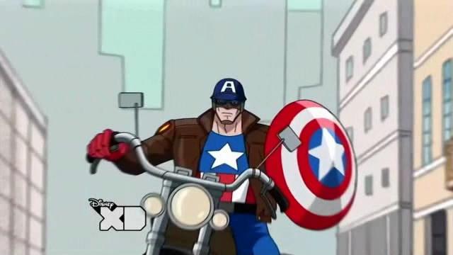 Captain America s Motorcycle