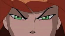 Black Widow Eyes mind closed