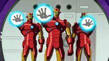 Iron Man Drones