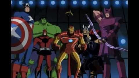 The Avengers EMH - Season 1 SlideShow