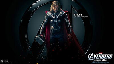 Marvel-The-Avengers-Movie-2012-HD-Wallpaper-Thor-The-God-of-Thunder-4