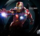 "Anthony ""Tony"" Stark"
