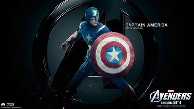 Marvel-The-Avengers-Movie-2012-HD-Wallpaper-Captain-America-Steve-Rogers-4
