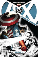Avengers vs X-Men Vol 1 1 Variant 3