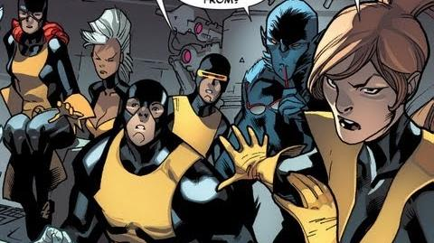 Battle of the Atom Part 2 Past, Present and Future X-Men! (All-New X-Men 16 Review)