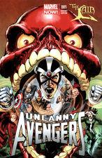 Uncanny Avengers Vol 1 1 Neal Adams Variant